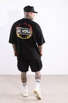 Sixth Avenue R Heated Tee Black