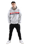 Champion Sporty Graphic Hoodie Oxford Heather