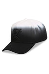 SikSilk Full Trucker Black Snapback