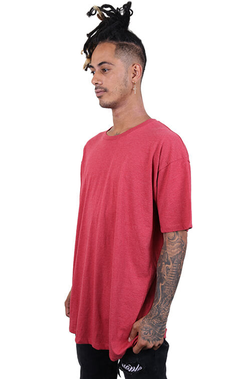 As Colour Marble Tee Hibiscus