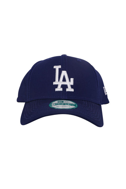 New Era LA Dodgers 940 Strapback Blue Front