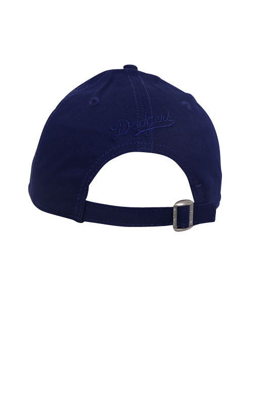 New Era LA Dodgers 940 Strapback Blue Back