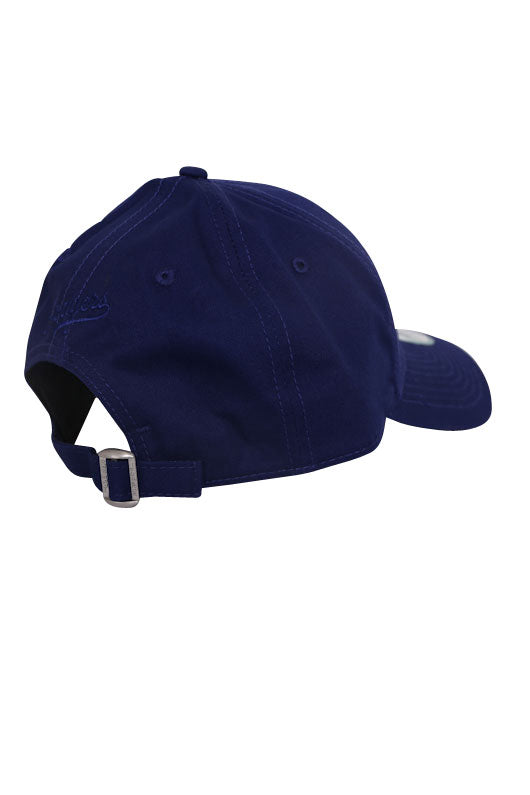 New Era LA Dodgers 940 Strapback Blue Back Angle