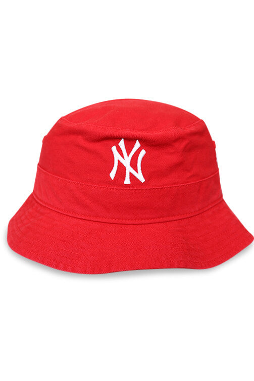 47 Brand NY Yankees Red Bucket Front 1