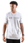 Bosque Suave Tee Heather Grey/Black