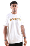 Bosque Prsto Tee White/Gold