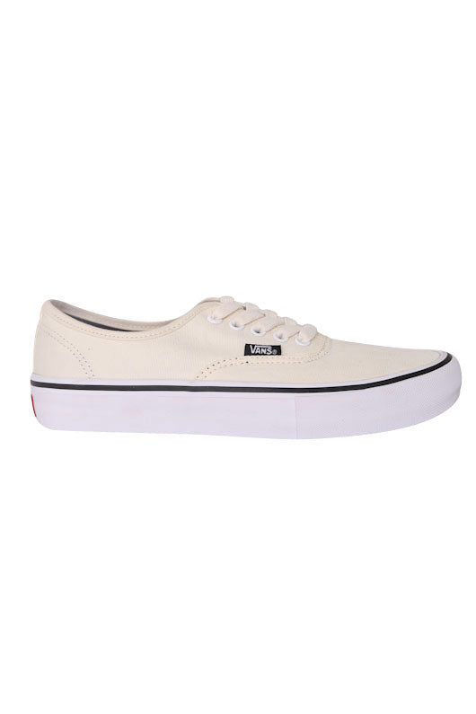 Vans Authentic Pro White Side