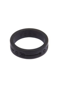 Icon Brand Take Aim Ring Black