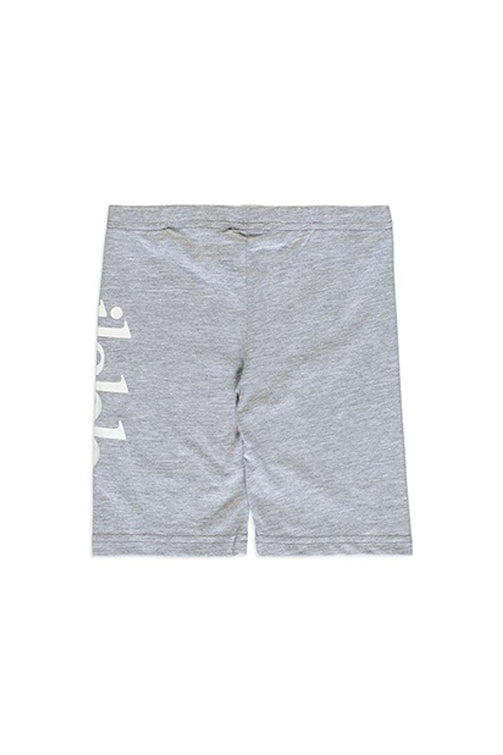 Ilabb Toddler Capsize Bike Short Grey Marle Front