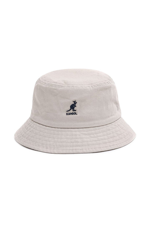 Kangol Washed Bucket Khaki