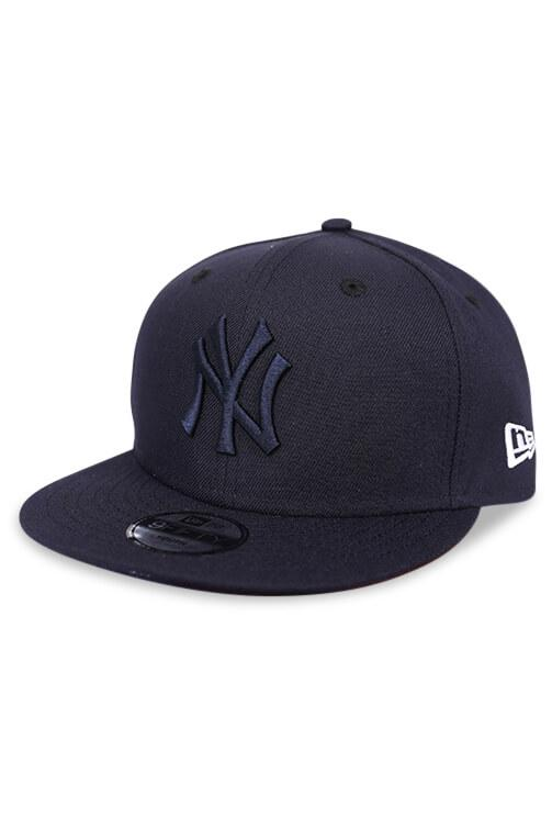 New Era Youth 950 NY Tonal Snapback Angle