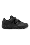 New Balance Youth 001 W Wide Width Black Side