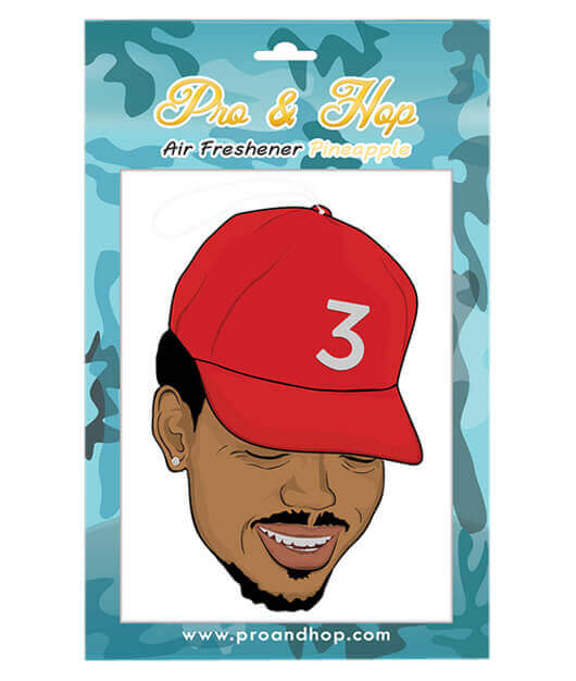Pro & Hop Chance Red Cap Air Freshener
