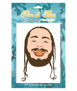 Pro & Hop Post Malone Air Freshener