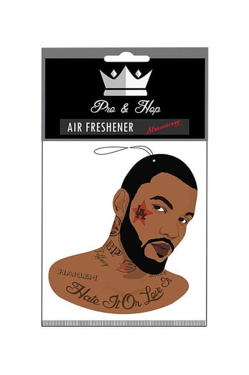 Pro & Hop The Game Tatts Air Freshener