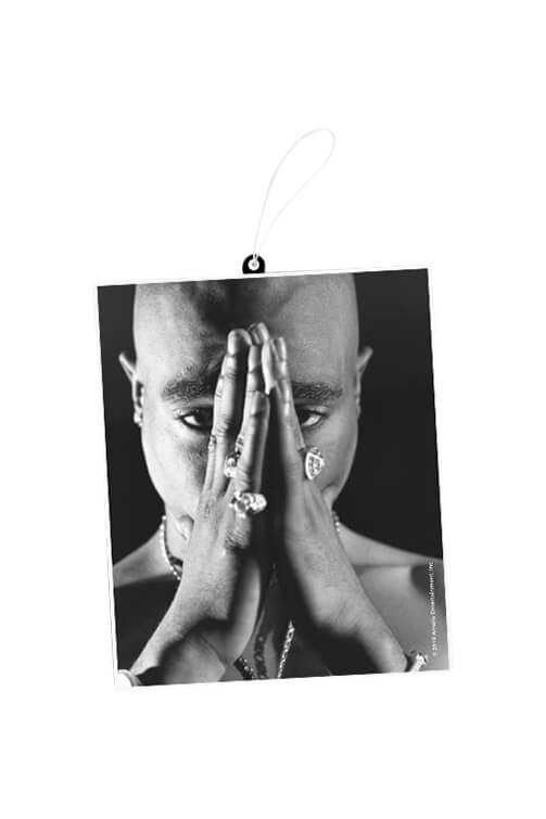 Pro & Hop Tupac Relaxing Photo Air Freshener