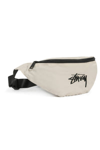 Stussy Stock Waist Bag Cement Angle