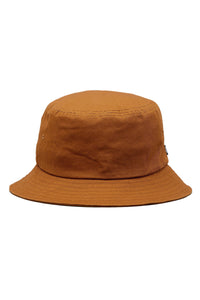Stussy Workwear Bucket Hat New Tan Back