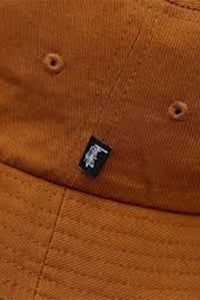 Stussy Workwear Bucket Hat New Tan Detail