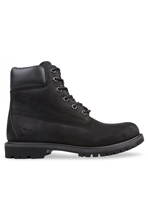 Timberland 6 In Premium Boot Black Side