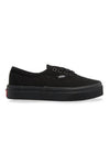 Vans Authentic Black/Black Youth Side