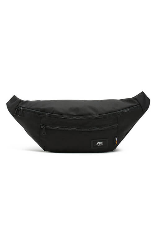 Vans Ward Cross Body Pack Black Front