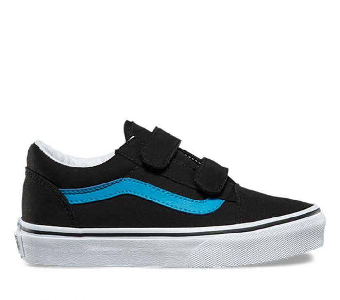 Vans Youth Old Skool V Black