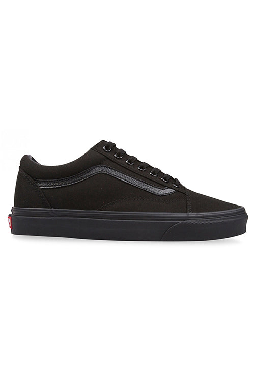Vans Old Skool Black / Black Side