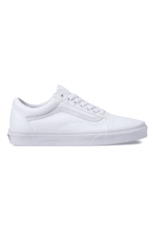 Vans Old Skool White / White Front