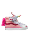Vans Toddler Unicorn SK8-Hi Reissue 138 V Pink Side