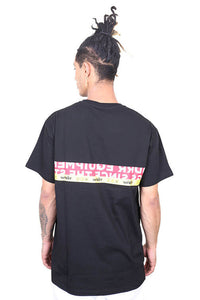 WNDRR Highline Custom Fit Tee Black Back