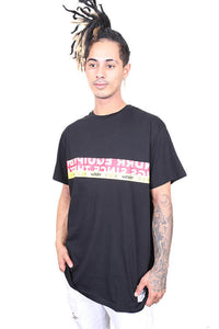 WNDRR Highline Custom Fit Tee Black Front