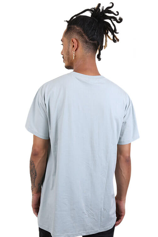 WNDRR Overturned Custom Fit Tee Clay Back