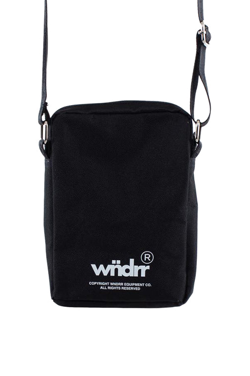 WNDRR Accent Pocket Bag Black Back