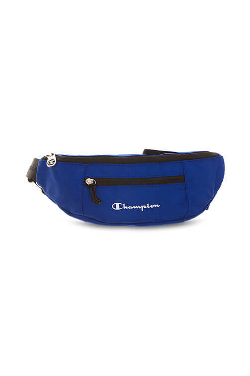 Champion Waistbag Blue Front