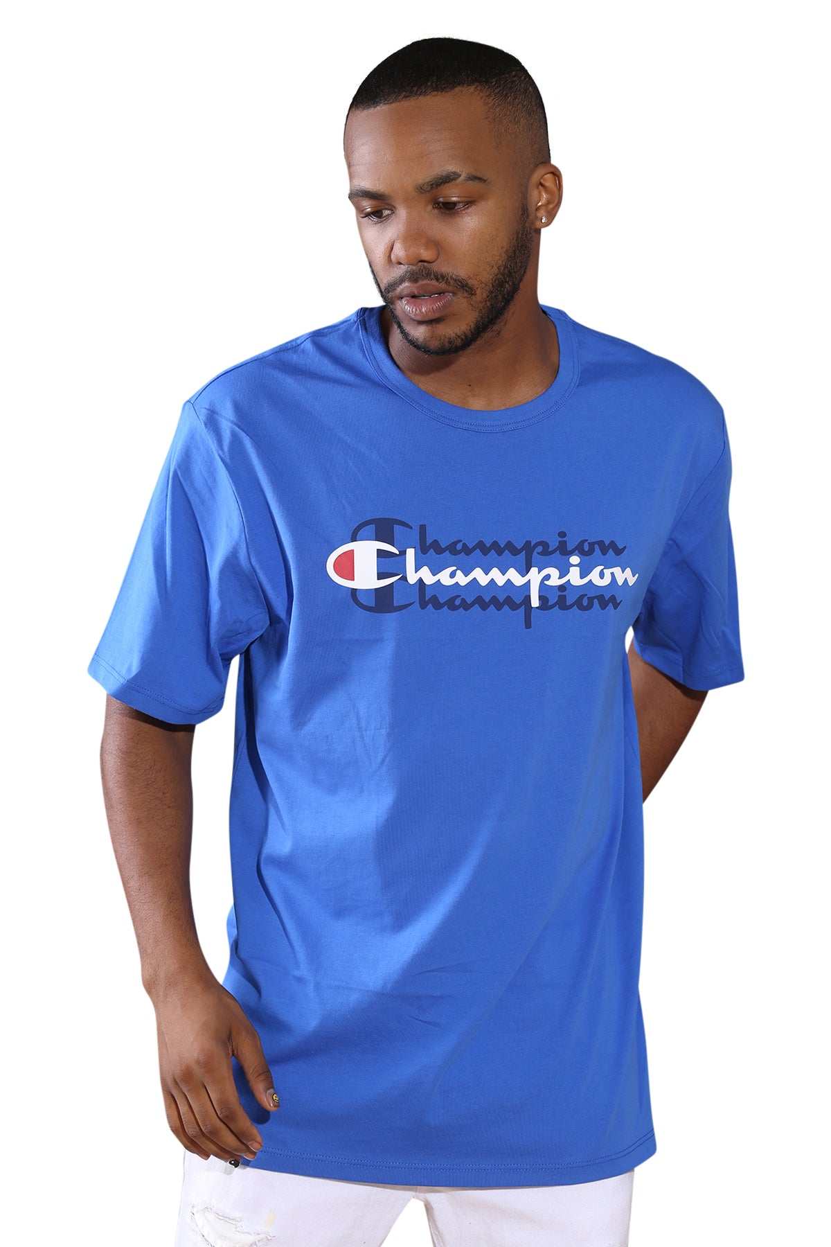 Champion 5Y2 Graphic Print Tee Front
