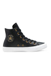 Converse Womens CT Seasonal SL Hi Black Side