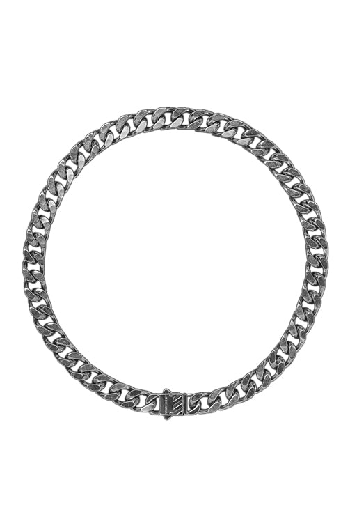 Statement Collective Cuban Link Necklace 11mm