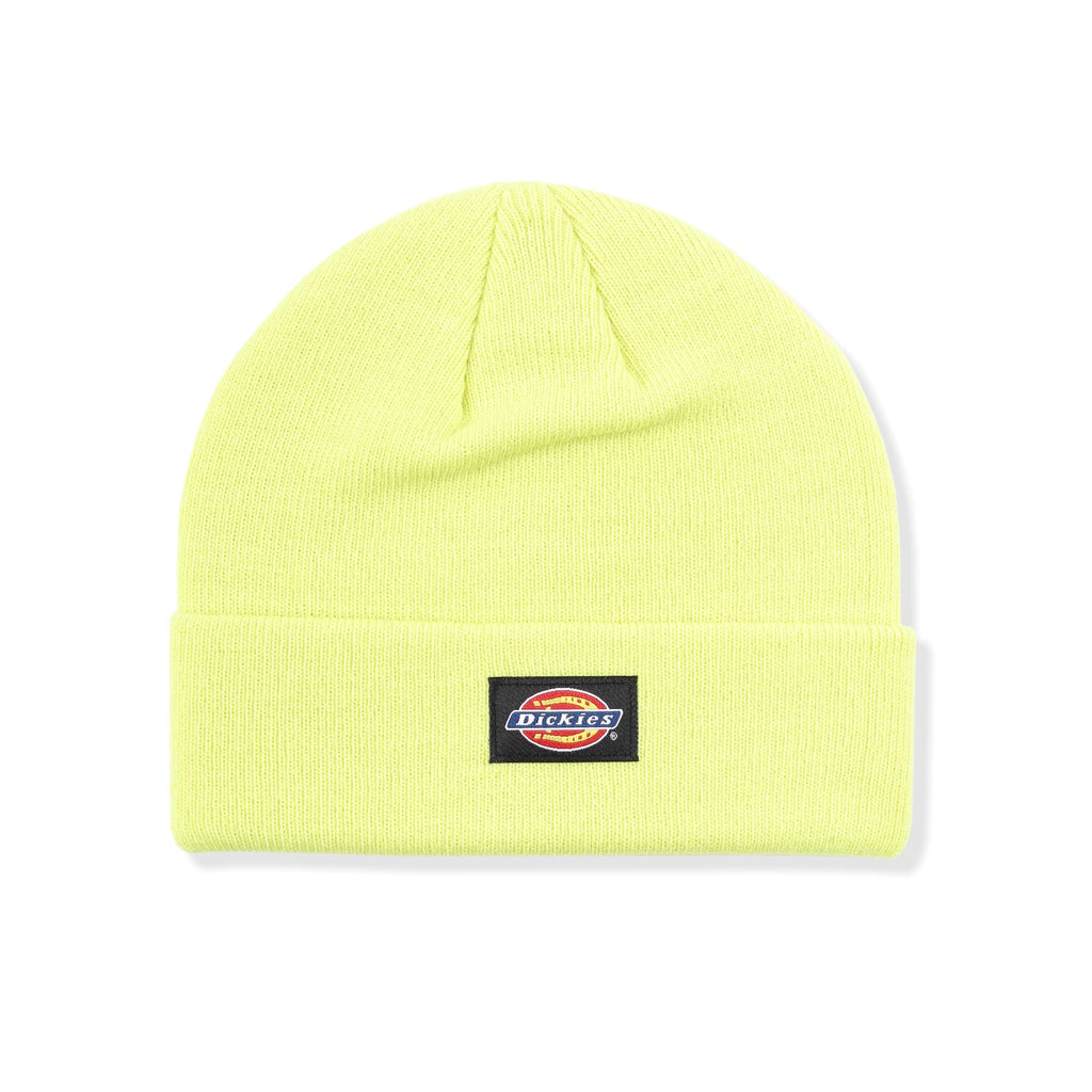 Dickies Fisherman Beanie Fargo Neon Yellow