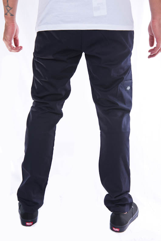 Dickies Skinny Straight Fit Pants Black