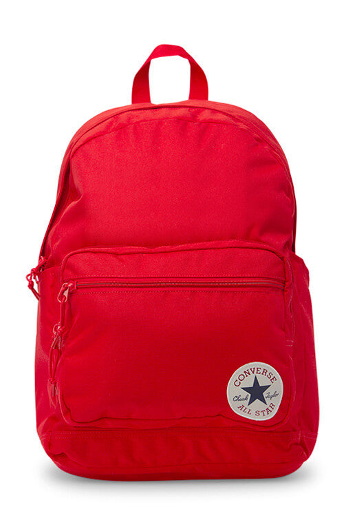 Converse GO 2 Backpack Red Front