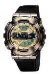 Casio G-Shock Duo New Era LTD Black/Gold GM110NE-1A Front
