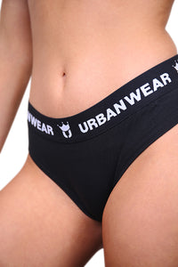 Urban Wears Womens Bikini Black Detail 1