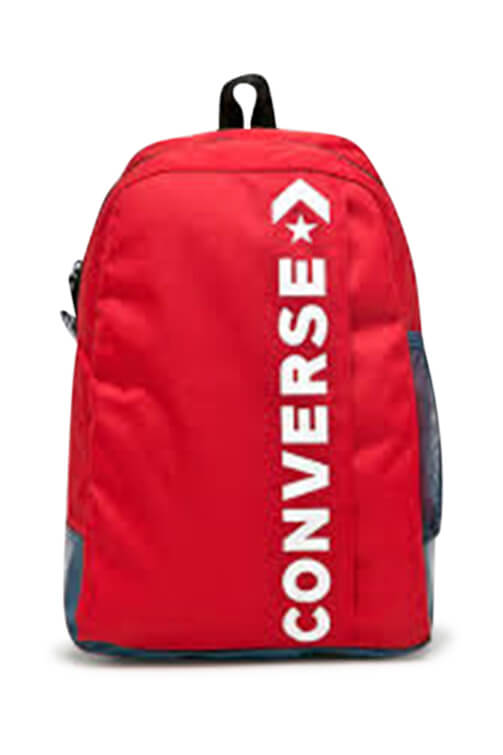 Converse Speed 2 Backpack University Red Front