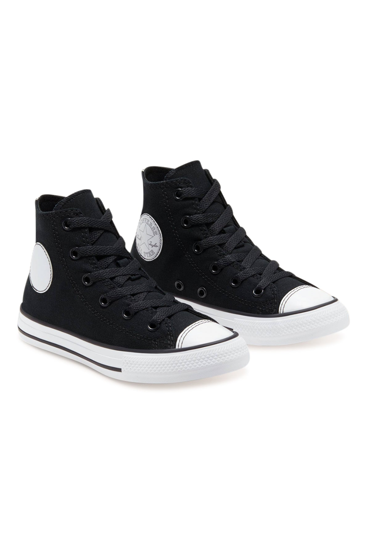Converse Youth CT Passing Notes Hi Black