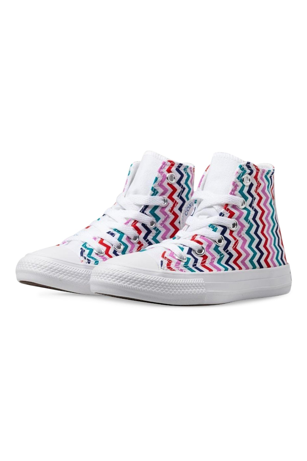 Converse Youth CT VLTG Hi White