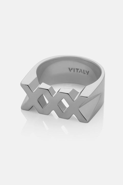 Vitaly XXX Ring Stainless Steel Angle
