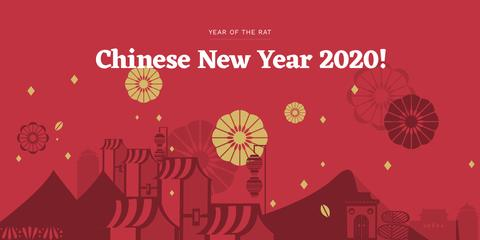 Chinese New Year is  Around the Corner and  we got your Back