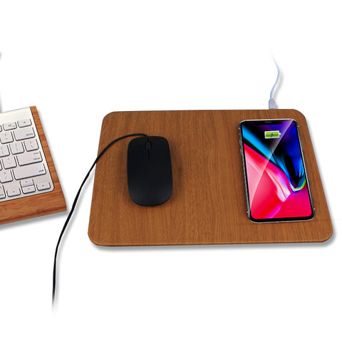 Qi Wireless Charging Mouse Pad
