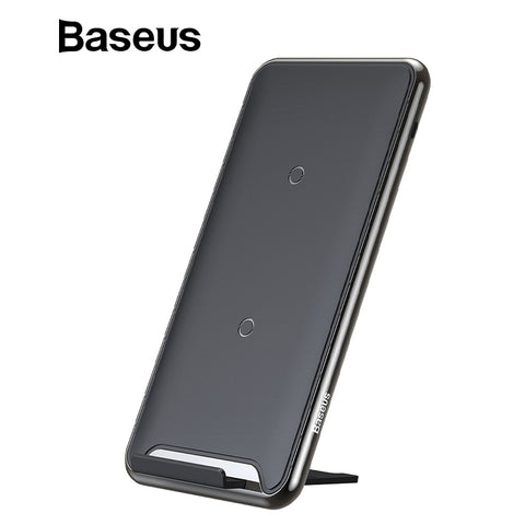 Baseus Three-coil Wireless Charging Pad(With desktop holder)